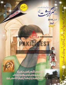 Sarguzasht Digest January 2019