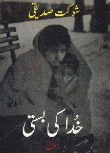 Khuda Ki Basti Novel By Shaukat Siddiqui 1