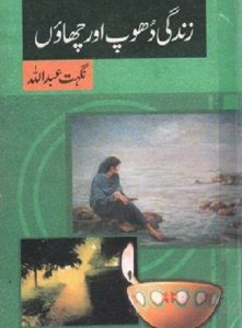 Zindagi Dhoop Aur Chaon Novel By Nighat Abdullah 1