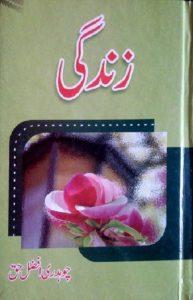 Zindagi By Chaudhry Afzal Haq Ahrar
