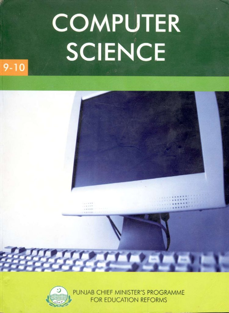 10th Class Computer Science Book (Urdu Medium)