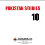 10th Class Pakistan Studies (English Medium)