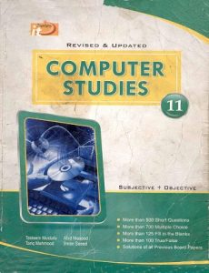 11th Class Computer Book