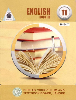 11th Class Engish Book-3