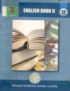 12th Class English Book-2