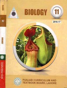 1st Year Class Biology Book