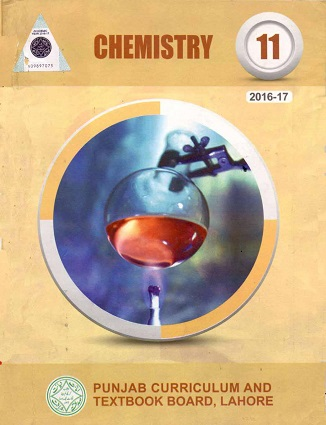 1st Year Class Chemistry Book