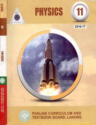 1st Year Class Physics Book