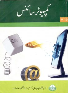 9th Class Computer Science Book (Urdu Medium)