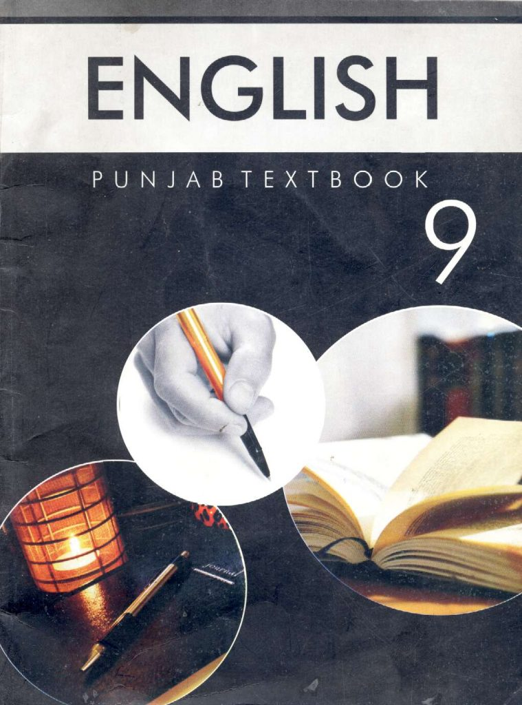 9th Class English Book