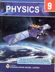 9th Class Physics Book (English Medium)