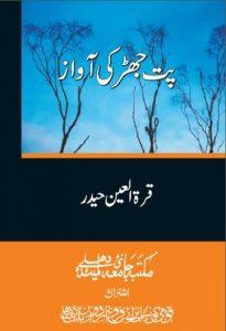 Patjhar Ki Awaz By Quratulain Haider