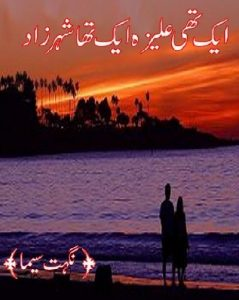 Aik Thi Aleeza Aik Tha Sheharzad By Nighat Seema