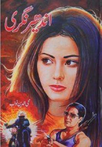 Andher Nagri Novel By Mohiuddin Nawab