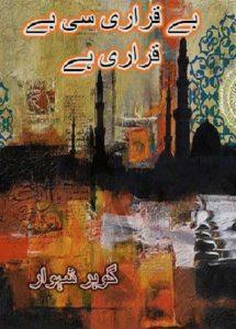 Beqarari Si Beqarari Hai Novel By Gohar Shahwar