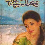 Teri Talab Ke Seep Uthaye Novel By Aasia Mirza