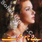 Benaam Mohabbat Novel By Malik Ali Khan