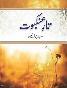 Taar e Ankaboot Novel By Misbah Nosheen