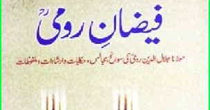 Faizan e Roomi By Muhammad Shabbir Qamar Download PDF
