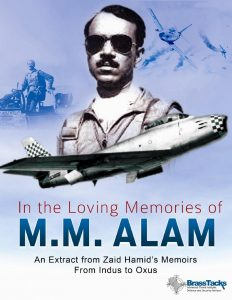 M M Alam In Loving Memory of by Syed Zaid Zaman Hamid