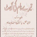 Tere Naam Ki Ahat