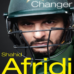 Game Changer Autobiography of Shahid Afridi