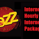 Jazz 1 Hour Unlimited Internet Package