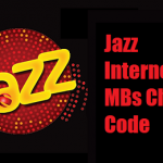Jazz Internet Package Check Code
