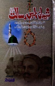 Shaheedan e Namoos e Risalat By Mateen Khalid
