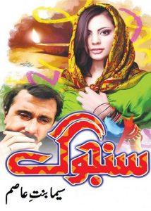 Sanjog Novel Urdu By Seema Binte Asim 1